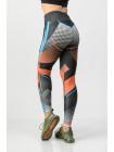 Лосины для фитнесса 9002-12