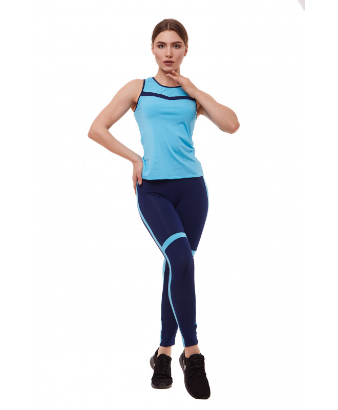 Костюм для фітнесу Go Fitness F0051