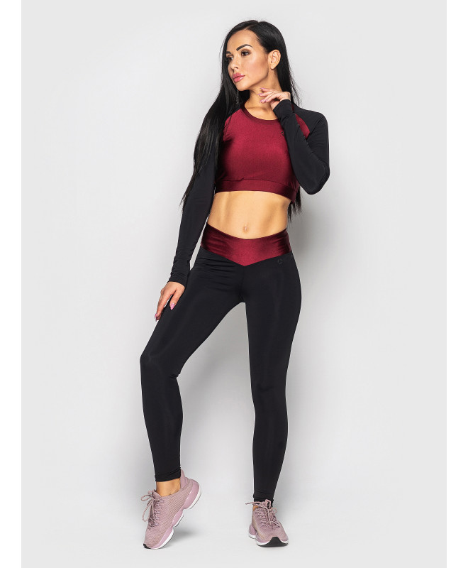 Костюм для фитнесса 9002-49